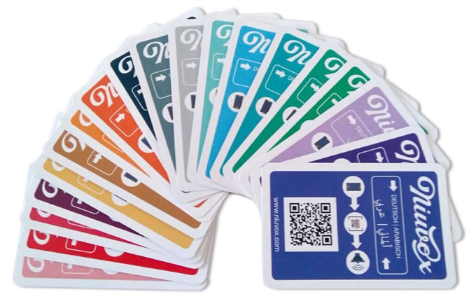 Learning Cards